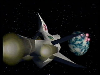 Lylat Wars -Star Fox 64-
