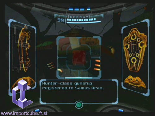 Analyser les objets et antitées vivantes fait vraiment partie integrante du gameplay